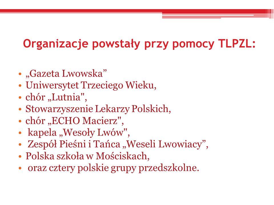 """""""Gazeta Lwowska (powstała w 1990 r) gazeta ta nawiązywała do tradycji dziennika o takim samym tytule, który ukazywał się do lat 40 ubiegłego wieku."""