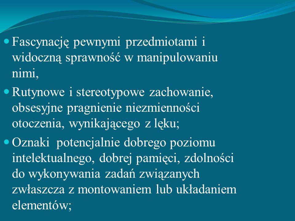 Autyzm wczesnego dzieciństwa Z ang.