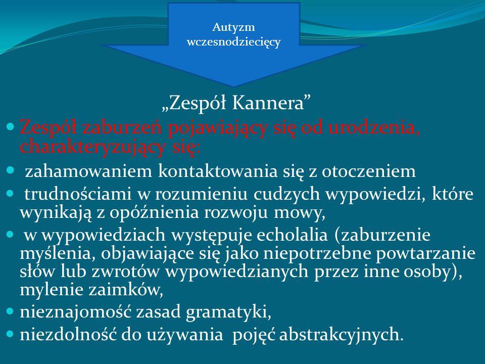 Echolalia Z ang.Echolalia, echospeech,Z łac.