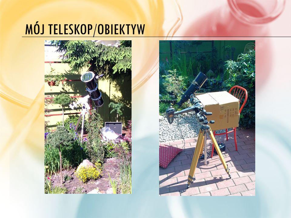 KAMERKI W większości przypadków astrofotografia planet, Księżyca i Słońca polega na nagrywaniu klipów avi.