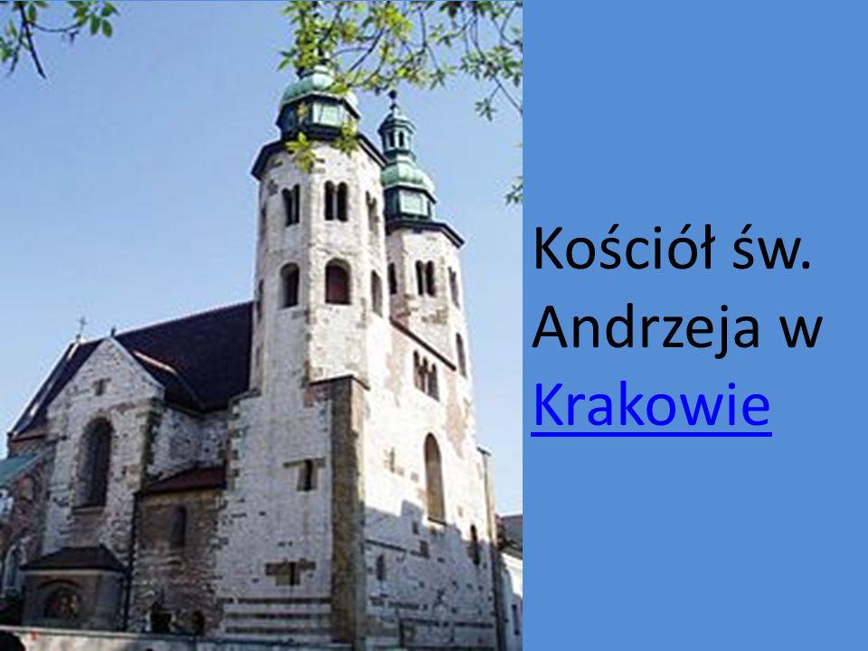 Kościół św. Andrzeja w Krakowie Krakowie