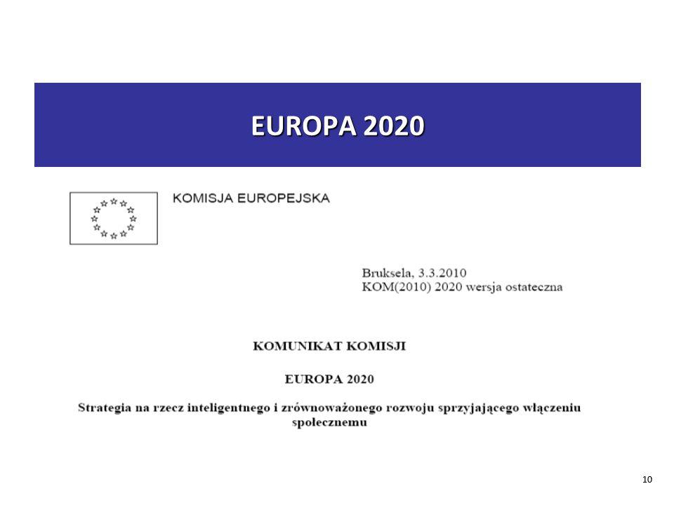 10 EUROPA 2020 10