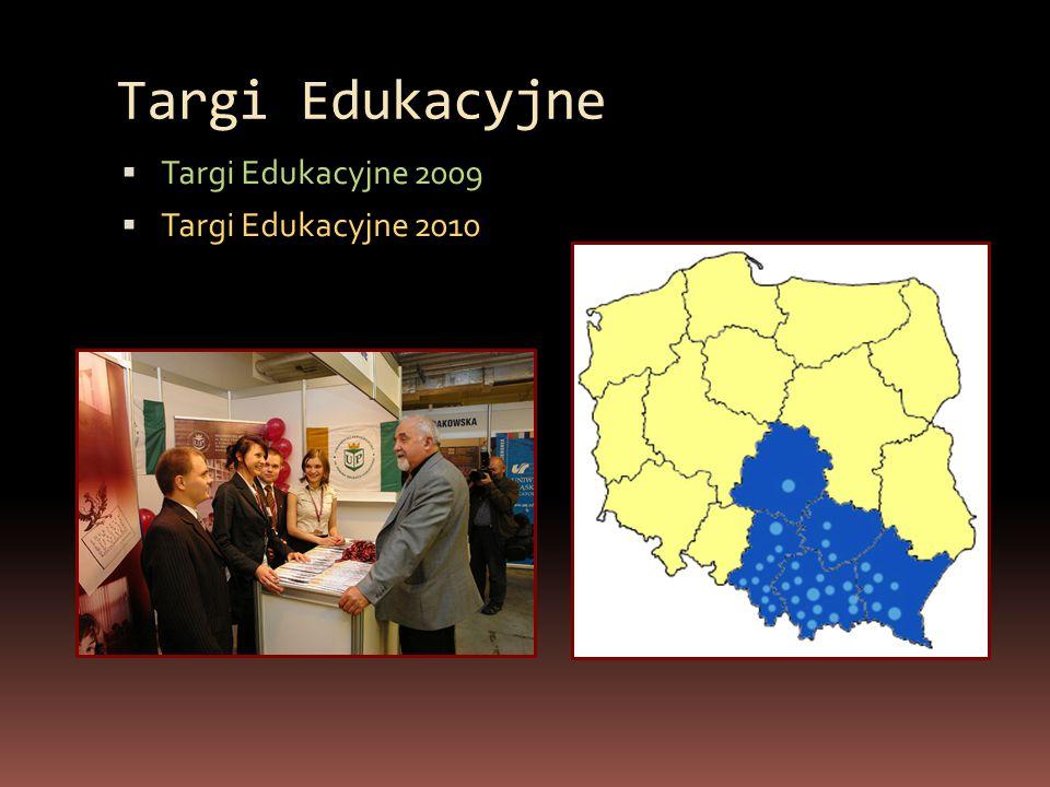 Targi Edukacyjne  Targi Edukacyjne 2009  Targi Edukacyjne 2010