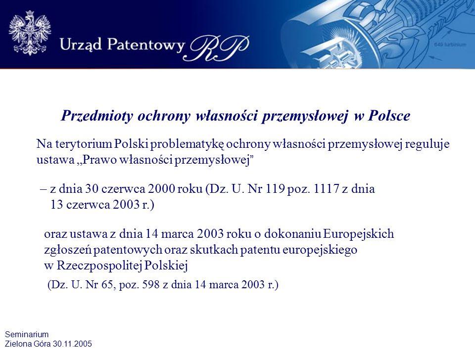 Znaki polskie procedura krajowa i wyznaczenie ochrony w Polsce w trybie madryckim baza UPRP: www.uprp.plwww.uprp.pl Znaki międzynarodowe baza WIPO: www.wipo.intwww.wipo.int Znaki wspólnotowe baza OHIM: www.oami.eu.intwww.oami.eu.int