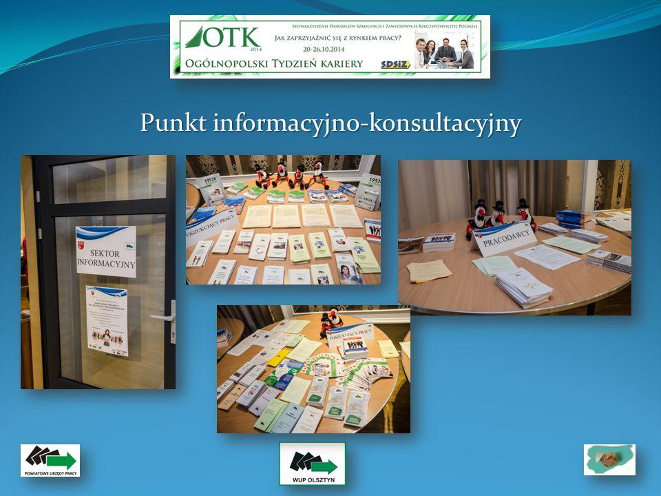Punkt informacyjno-konsultacyjny
