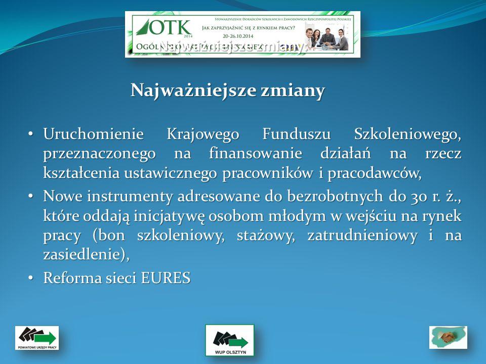 W przebieg Dni Informacyjnych na Warmii i Mazurach włączyły się w sumie 73 instytucje, które zorganizowały 157 różnorodnych wydarzeń odbywających się na terenie wszystkich powiatów województwa warmińsko-mazurskiego.