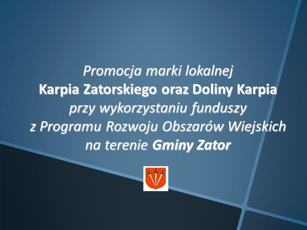 Dolina Karpia Gmina Osiek - Gmina Polanka Wielka - Gmina Przeciszów - Gmina Zator - Stolica – Gmina Spytkowice – Gmina Brze ź nica – Gmina Tomice