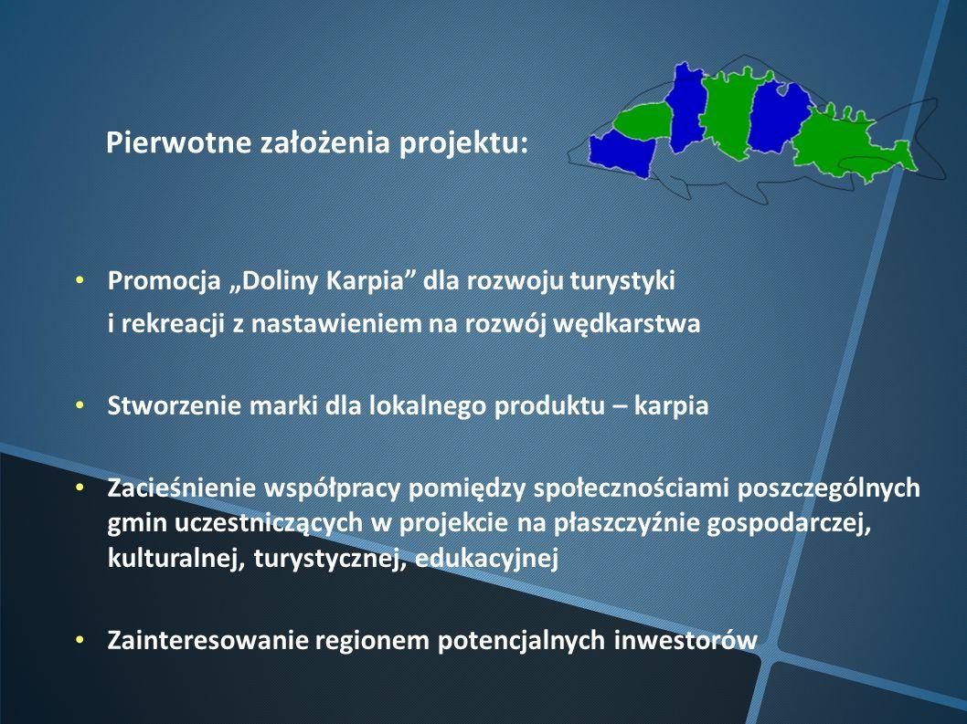 Wydanie folderu promującego rodzinny wypoczynek w gminie Zator wraz z promocją walorów Doliny Karpia