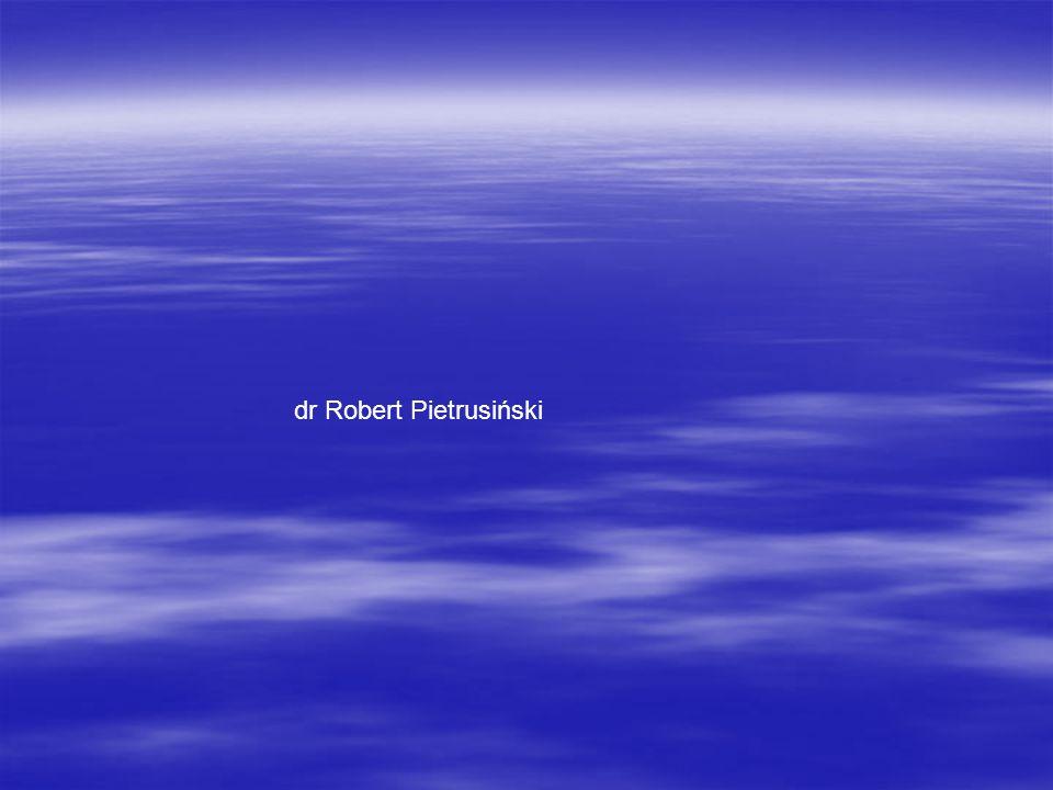 dr Robert Pietrusiński