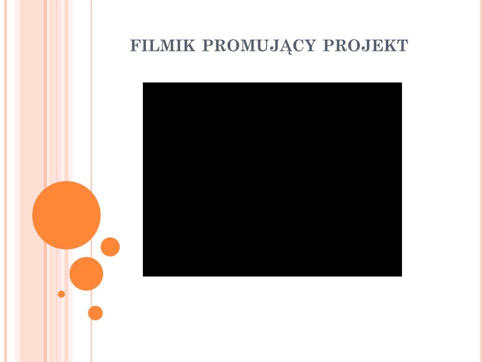 FILMIK PROMUJĄCY PROJEKT