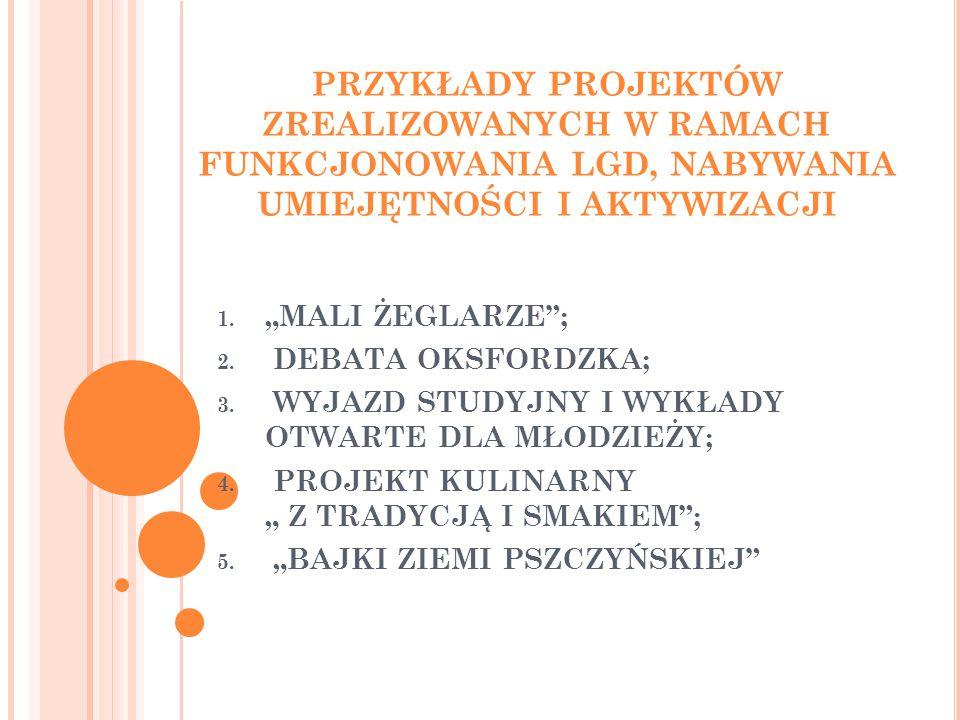 """""""MALI ŻEGLARZE – 2012 R."""