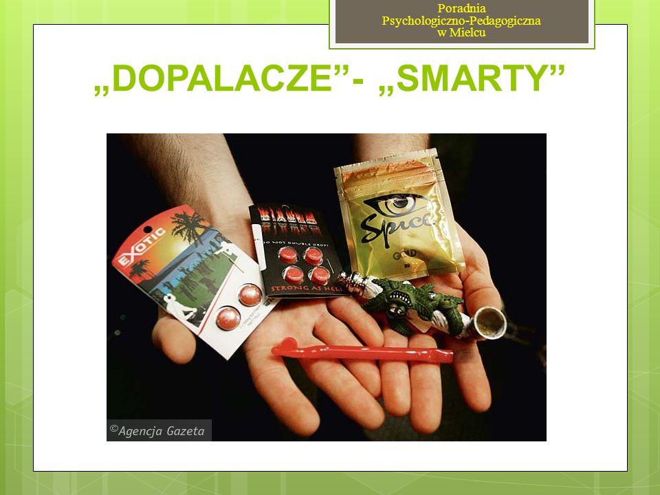 """""""DOPALACZE""""- """"SMARTY"""" Poradnia Psychologiczno-Pedagogiczna w Mielcu"""