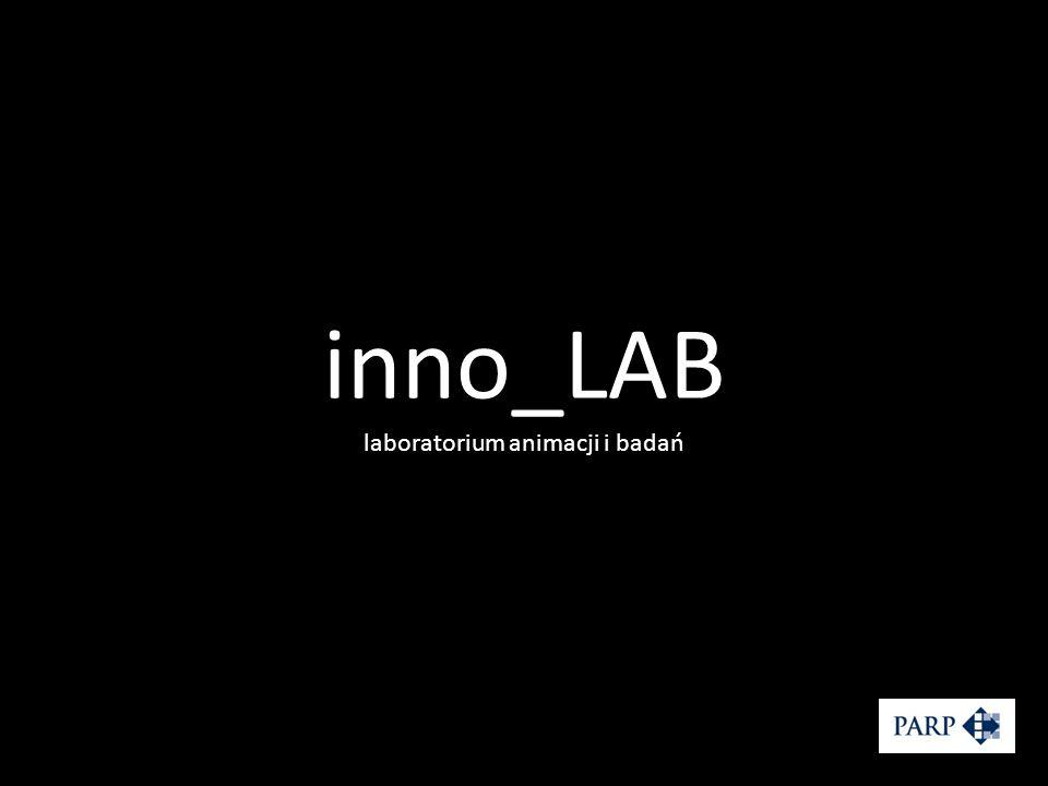inno_LAB należy rozumieć jako platformę współpracy i centrum animowania usług łączących biznes, administrację i naukę.