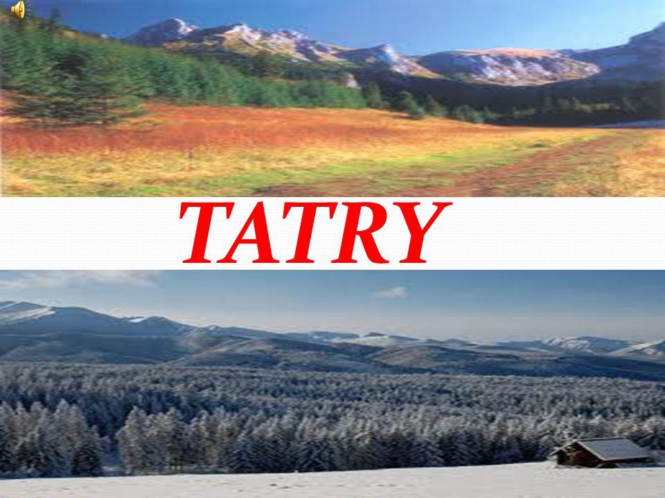 Rzeźba Tatr ma cechy typowej rzeźby alpejskiej.
