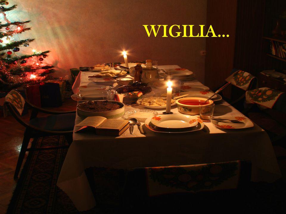 WIGILIA…