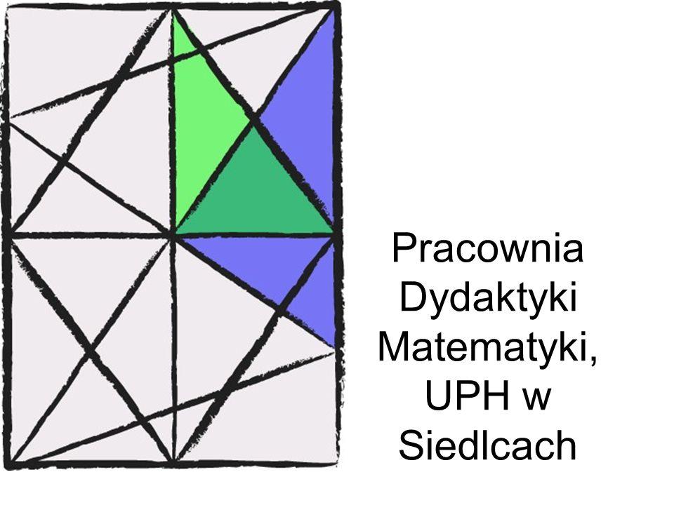 Pracownia Dydaktyki Matematyki, UPH w Siedlcach
