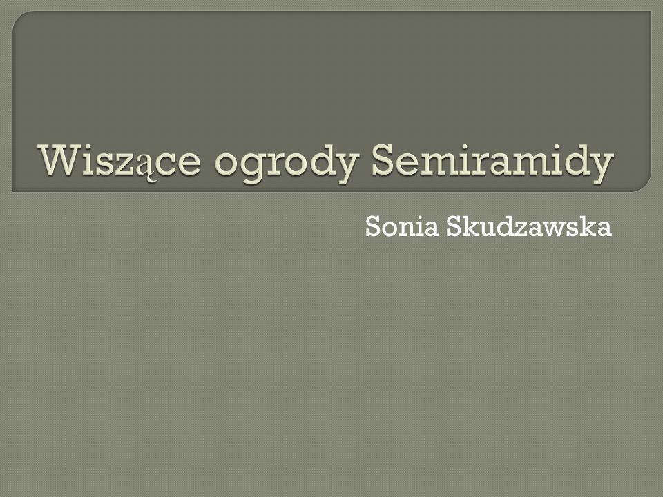 Sonia Skudzawska