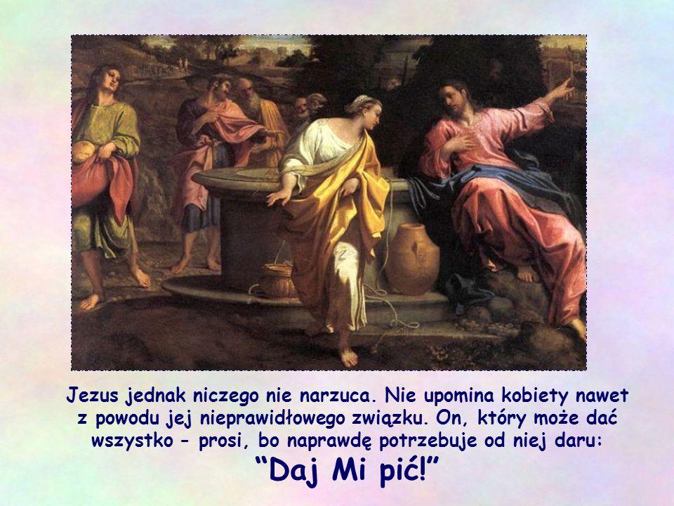 Na krzyżu, jak napisał również św. Jan, a był tego świadkiem, kiedy jeden z żołnierzy włócznią przebił Mu bok
