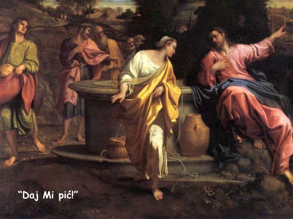 «Jezus rzekł do niej: