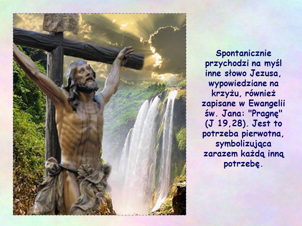 Również w tym, który jest po przeciwnej stronie czy należy do obcego nam kręgu kulturowego, religijnego, społecznego, ukrywa się Jezus, który zwraca s
