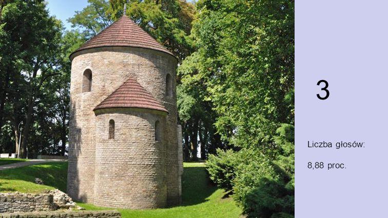 Miejsce 3. Wzgórze Zamkowe, Cieszyn W XIII w. Cieszyn był stolicą księstwa cieszyńskiego, dziś staje się polskim centrum designu. W obrębie zamku zwie