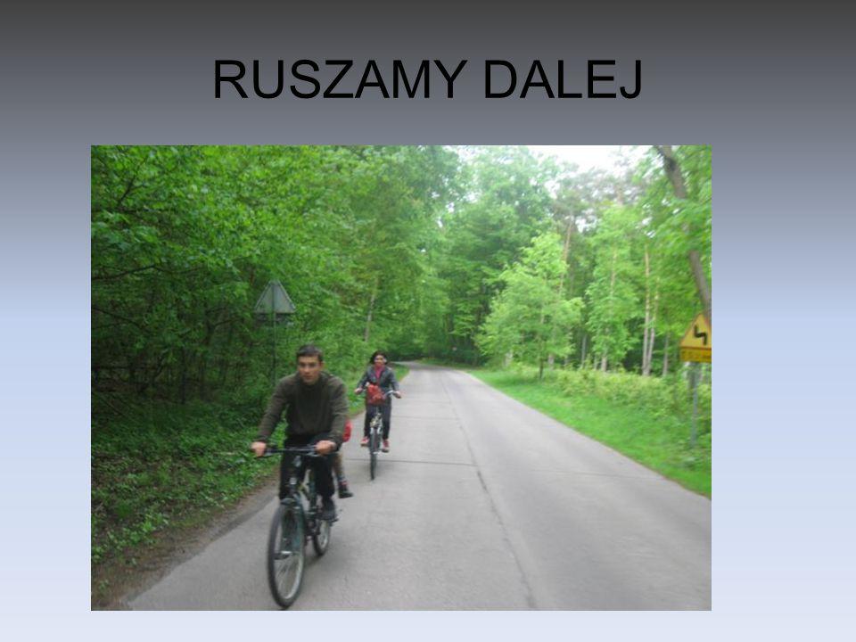 RUSZAMY DALEJ