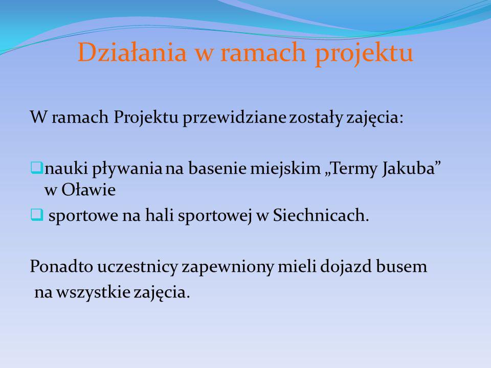 Rekrutacja uczestników W okresie od 28.04.2014r.do 08.05.2014r.