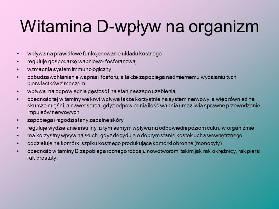 Źródła i skutki niedoboru witaminy B6 Na niedobory witaminy B6 szczególnie narażeni są chorzy na serce, nerki, nowotwory, astmę.