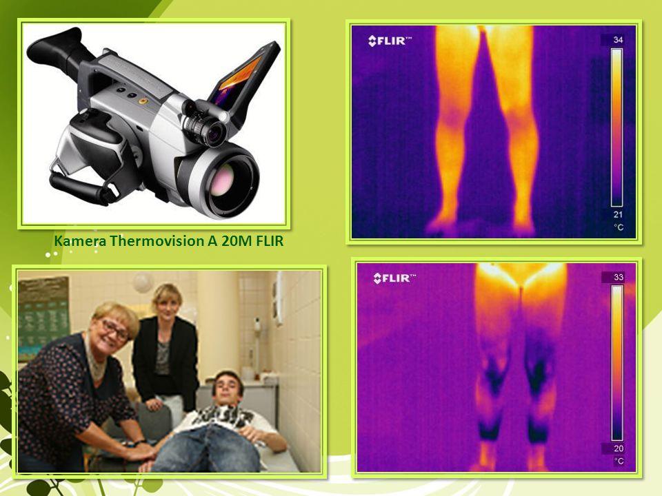 Kamera Thermovision A 20M FLIR