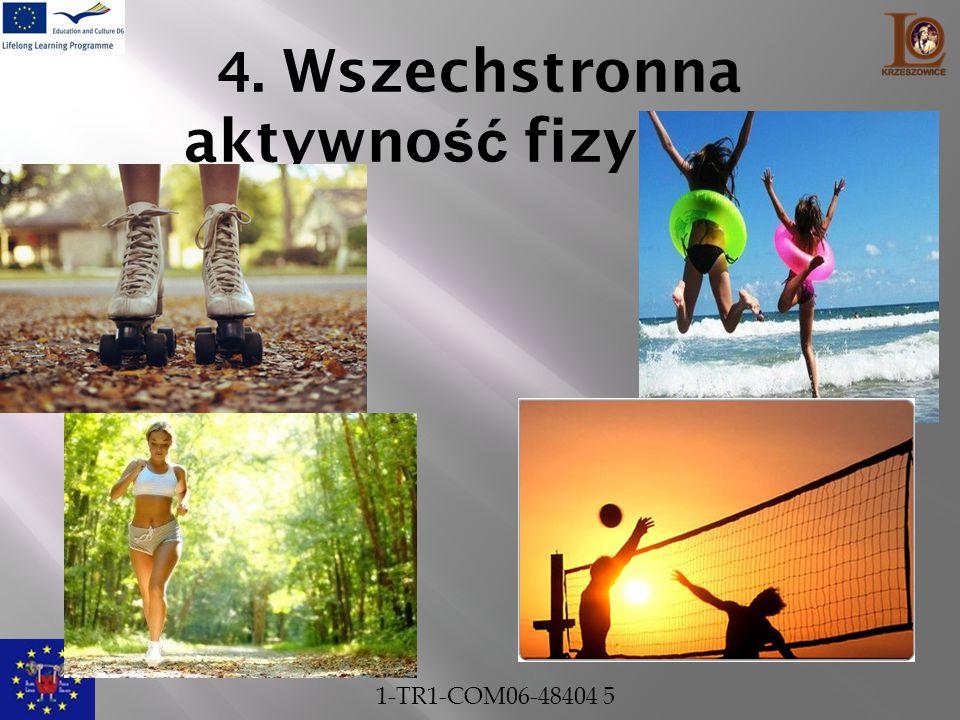 5.Prawid ł owe od ż ywianie si ę Spożywaj TYLKO tyle, ile organizm zużywa .