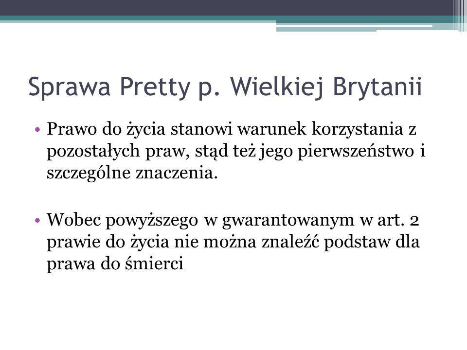 Sprawa Pretty p.