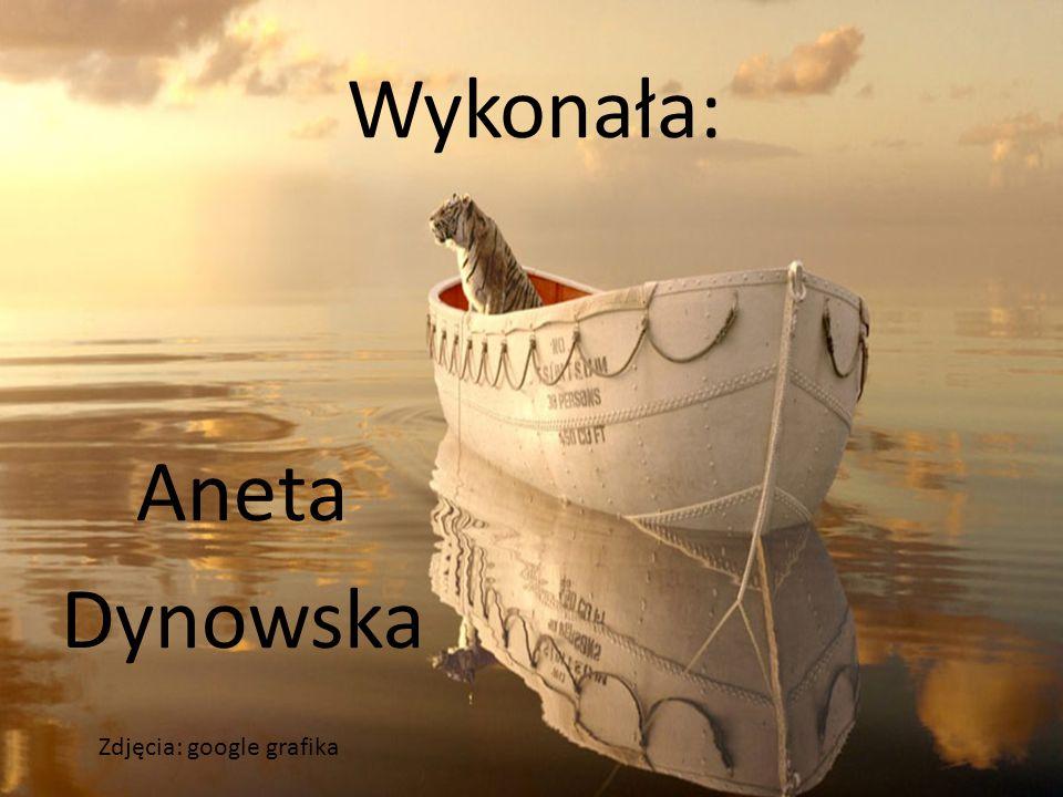 Wykonała: Aneta Dynowska Zdjęcia: google grafika