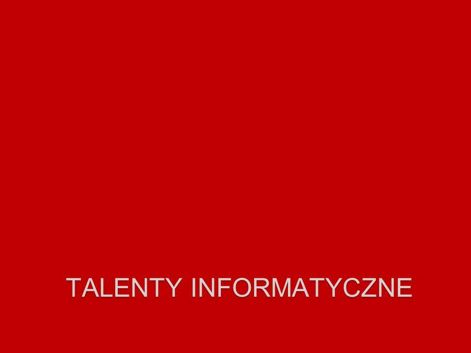 TALENTY INFORMATYCZNE