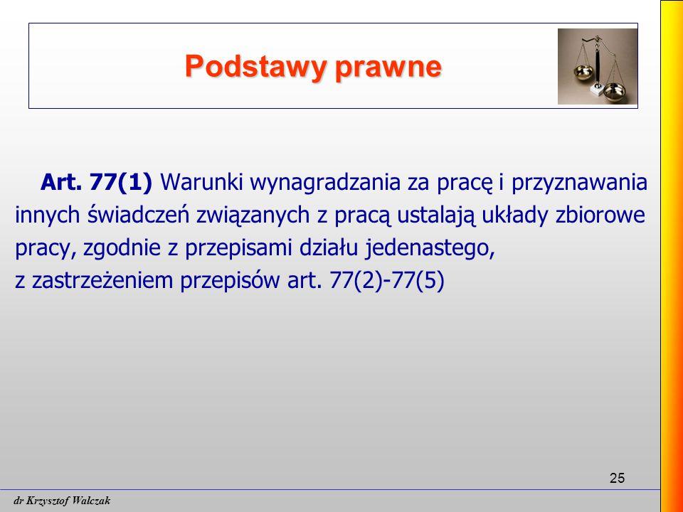 25 Podstawy prawne Art.