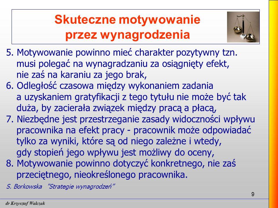 30 Zasady ustalania wynagradzania § 2.