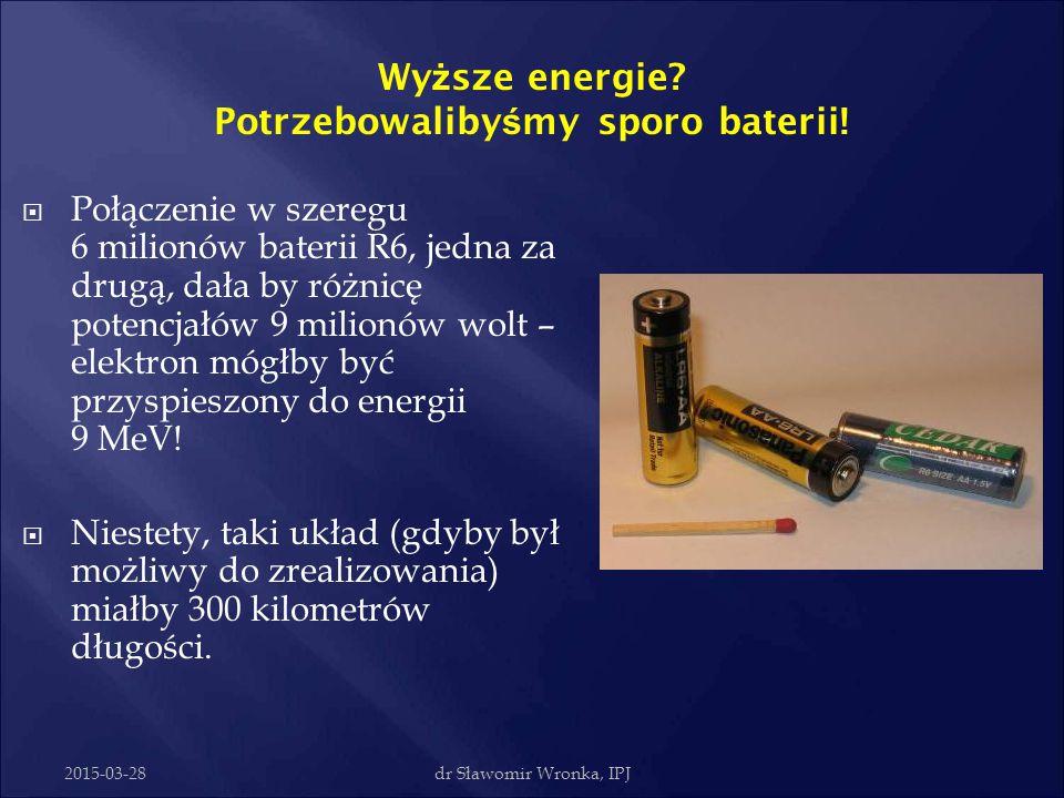 A ile to 7 TeV ? 2015-03-28dr Sławomir Wronka, IPJ 7 TeV LHC Proton = Lecący Komar