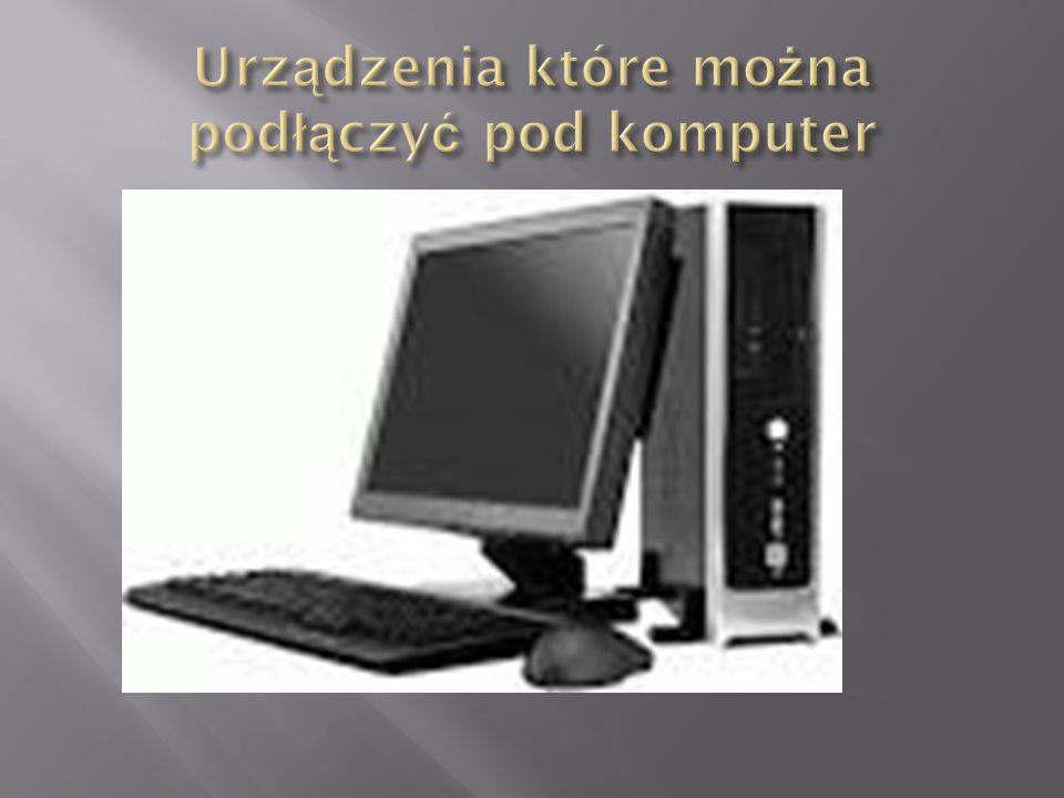 Monitor komputerowy – ogólna nazwa jednego z urządzeń wyjścia do bezpośredniej komunikacji operatora z komputerem.