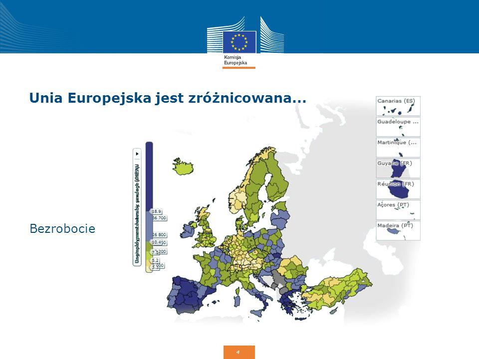 5 Unia Europejska jest zróżnicowana... Szkolnictwo wyższe