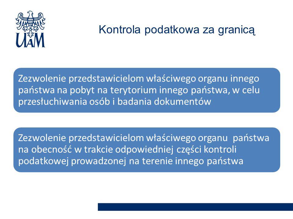 Zezwolenie przedstawicielom właściwego organu innego państwa na pobyt na terytorium innego państwa, w celu przesłuchiwania osób i badania dokumentów Z