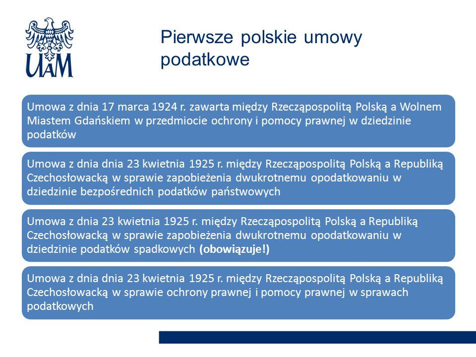 Umowa z dnia 17 marca 1924 r.