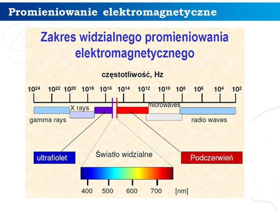 Promieniowanie elektromagnetyczne 17