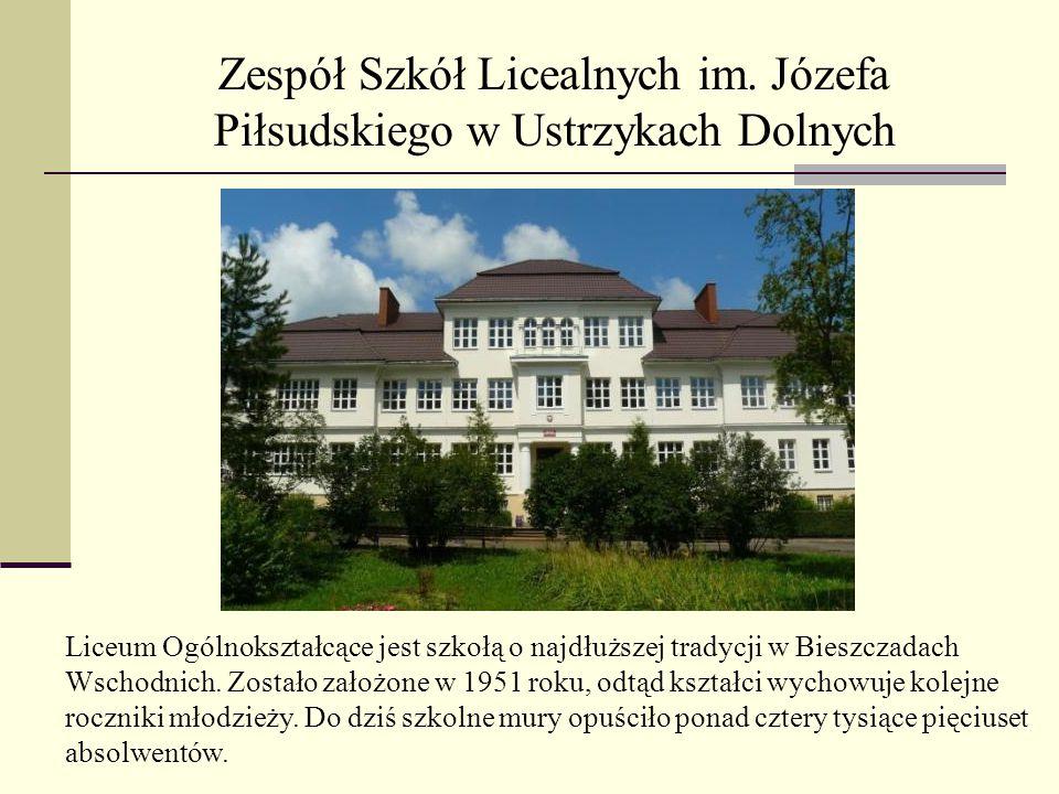 Zespół Szkół Licealnych im.