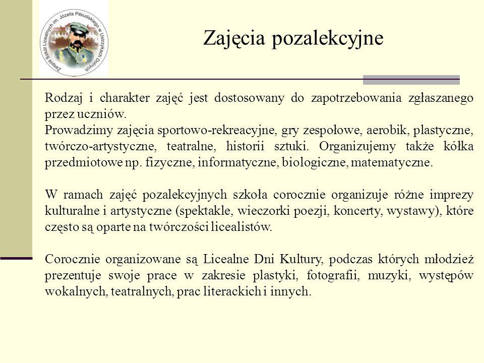 Projekty edukacyjne – realizowane aktualnie Wymiana młodzieży polskiej i niemieckiej (Współpraca z Hochwald – Gymnasium w Wadern).