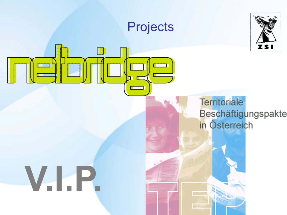 Projects V.I.P.