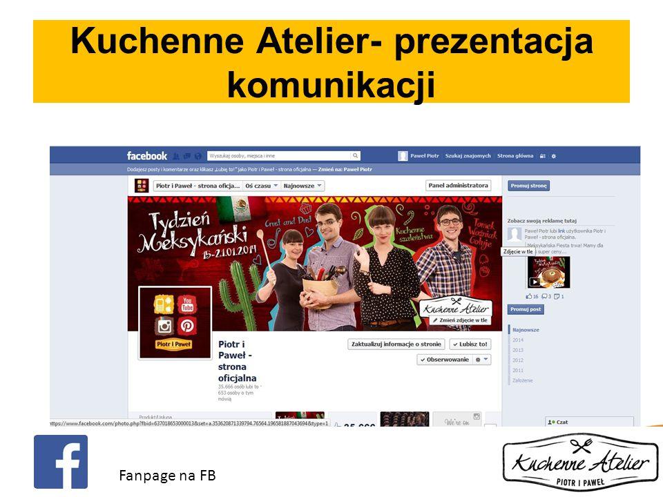 Fanpage na FB