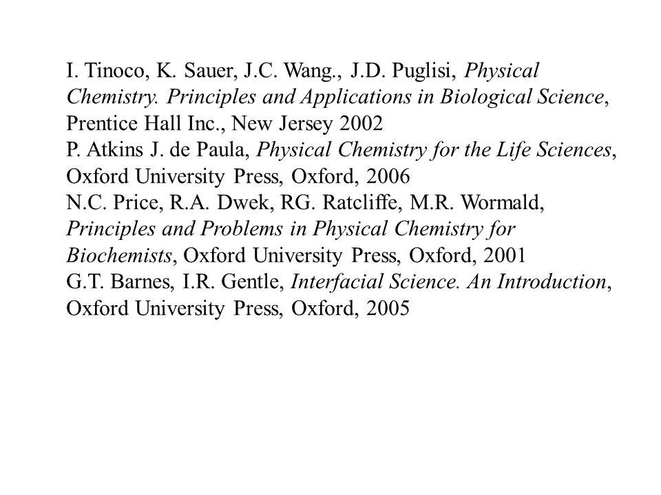 P.W.Atkins, C.A.Trap, M.P.Cady, C. Giunta, Chemia fizyczna.
