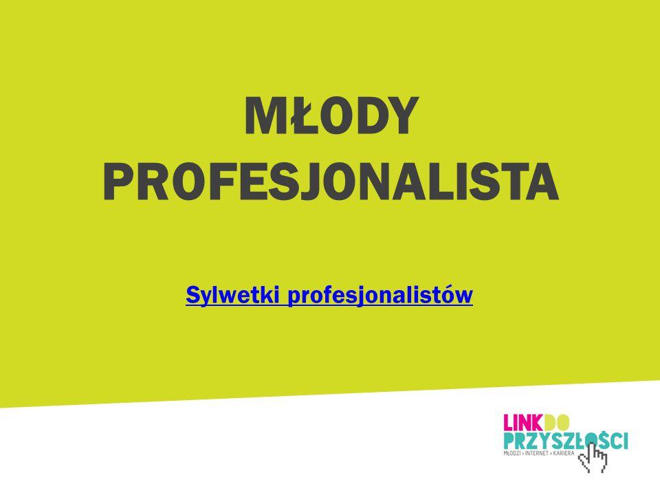 ZAWODY PRZYSZŁOŚCI Kliknij na zawód, aby wyświetlić jego opis Specjalist(k)a ds.
