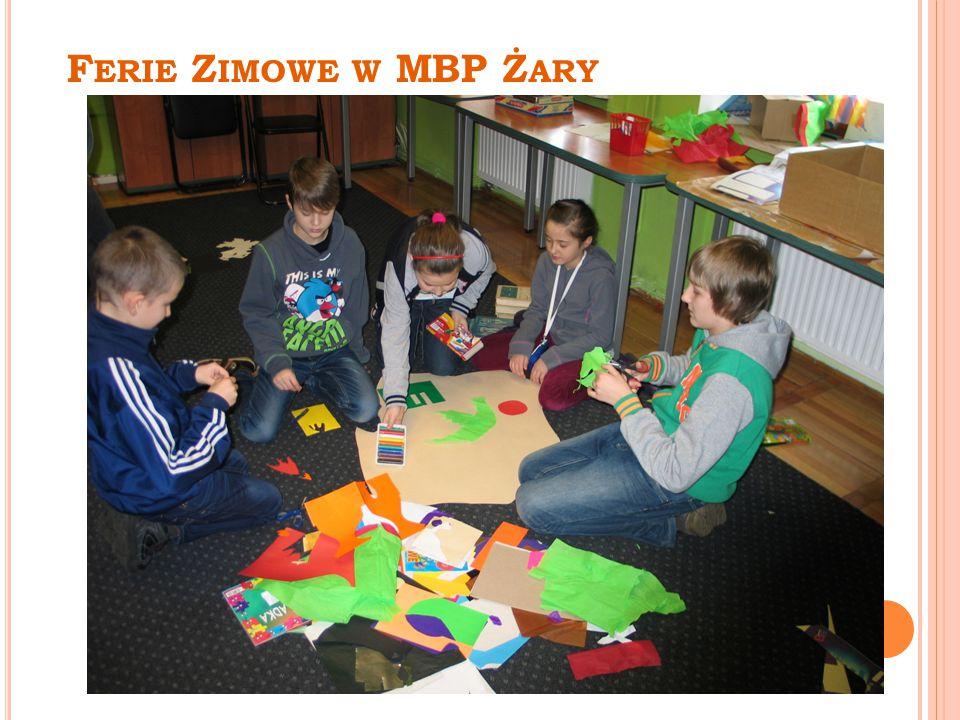 F ERIE Z IMOWE W MBP Ż ARY