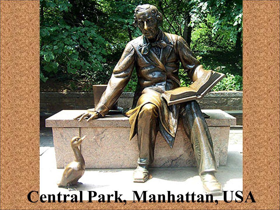 Central Park, Manhattan, USA