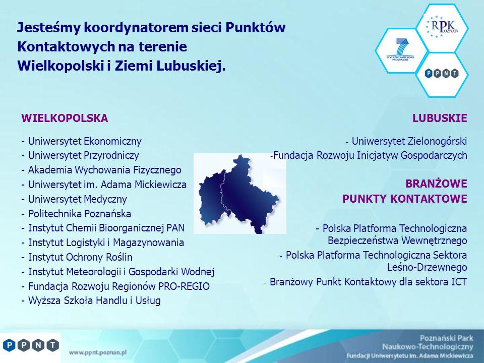 WIELKOPOLSKA - Uniwersytet Ekonomiczny - Uniwersytet Przyrodniczy - Akademia Wychowania Fizycznego - Uniwersytet im.